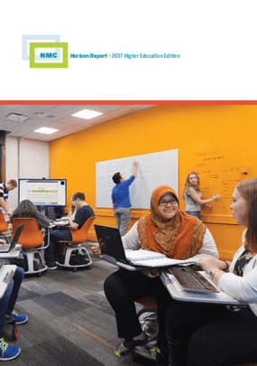 NMC Horizon Report: 2017 Higher Education Edition