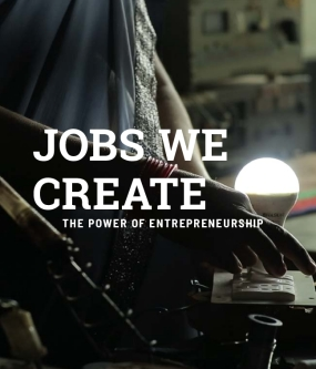 Jobs We Create: The Power of Entrepreneurship