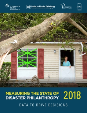 Measuring the State of Disaster Philanthropy, 2018