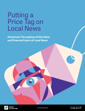 Putting a Price Tag on Local News: Americans' Perceptions of the Value and Financial Future of Local News