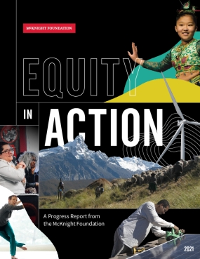 Equity in Action: A Progress Report from the McKnight Foundation